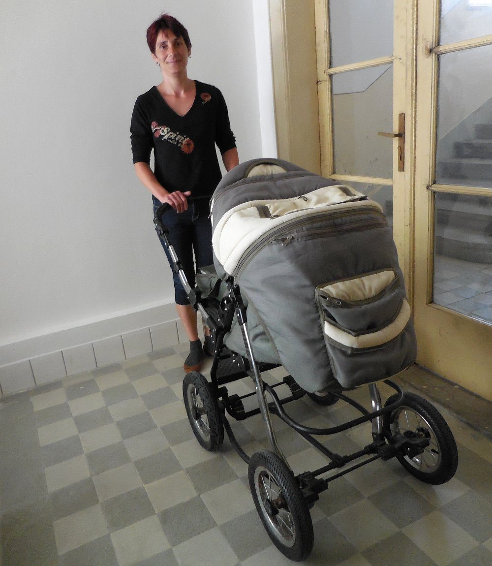Pomohli sme matke v Novom Meste nad Váhom