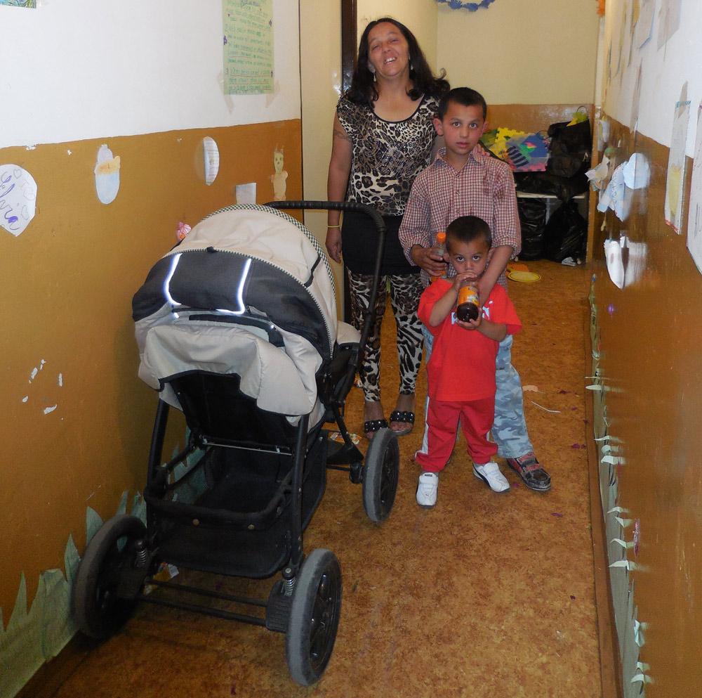Pomohli sme matke s deťmi z Trnavy