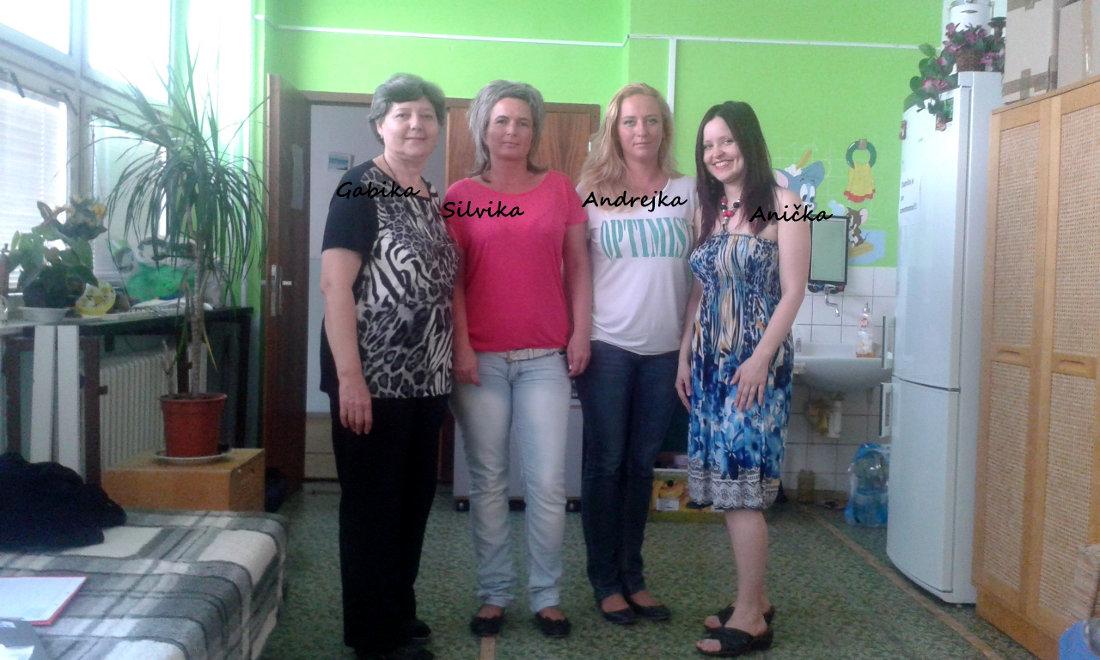 Striedanie dobrovoľníkov v Centre pomoci človeku Sereď