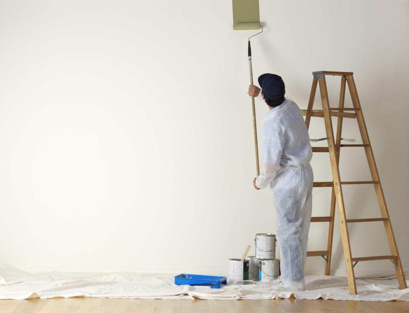 Maľovanie bytu
