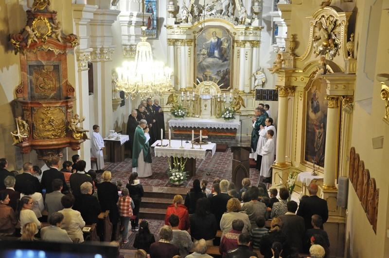 V Dunajskej Strede oslávili 10. výročie charitného diela