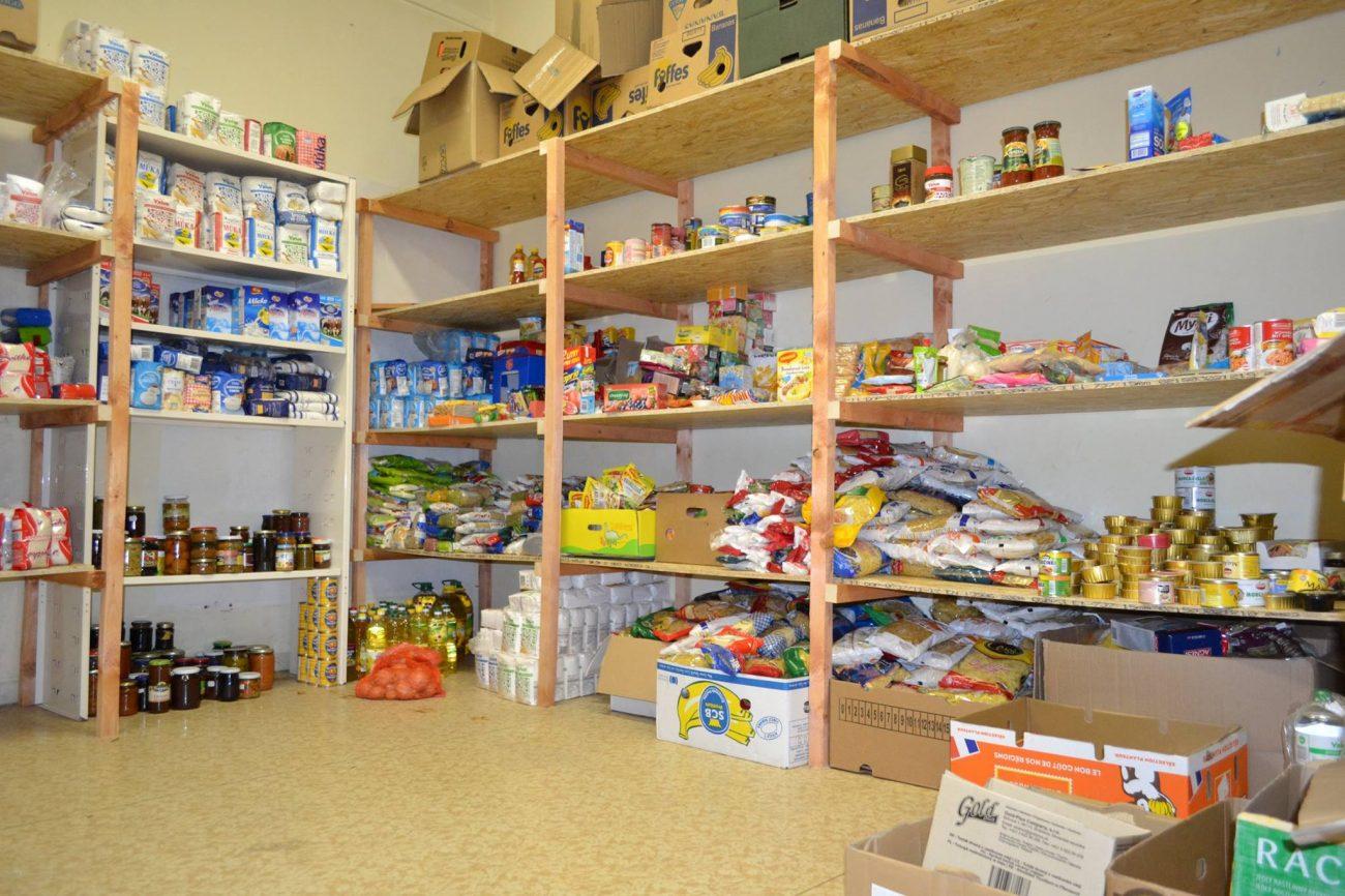 Ďakujeme darcom Prvopiatkových potravinových zbierok