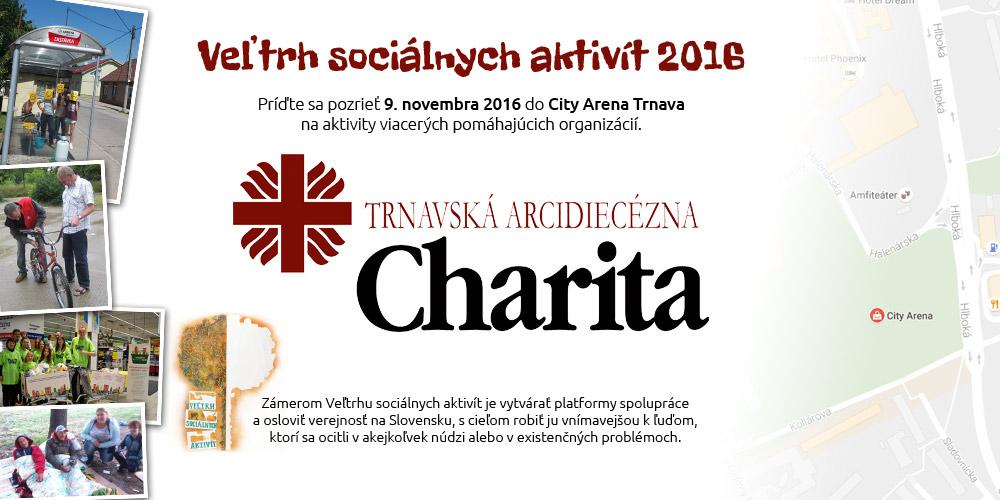 Veľtrh socíálnych aktivít - 2016