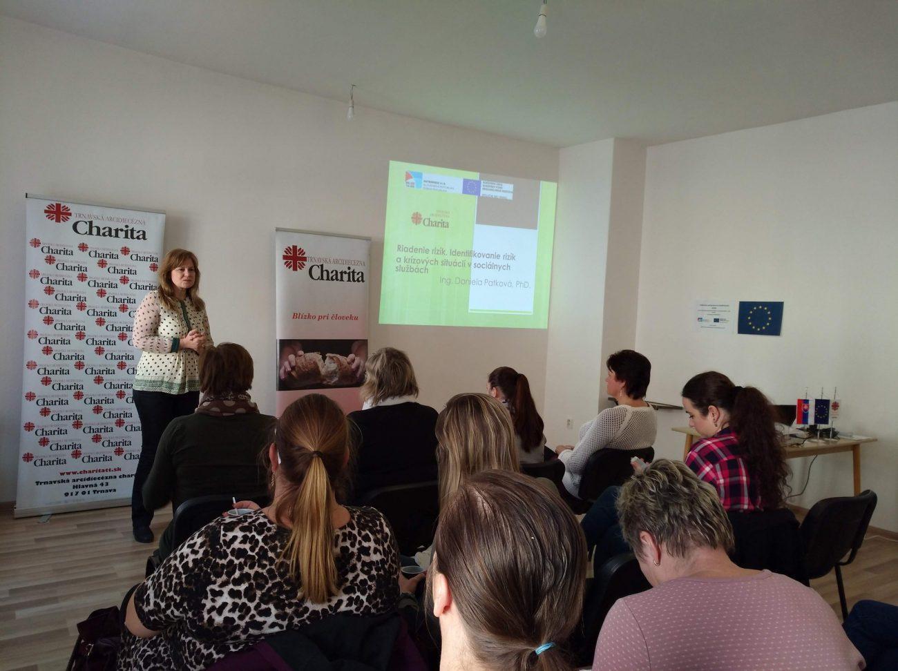 Ďalšie podnetné stretnutie snašimi partnermi zCharity Uherský Brod