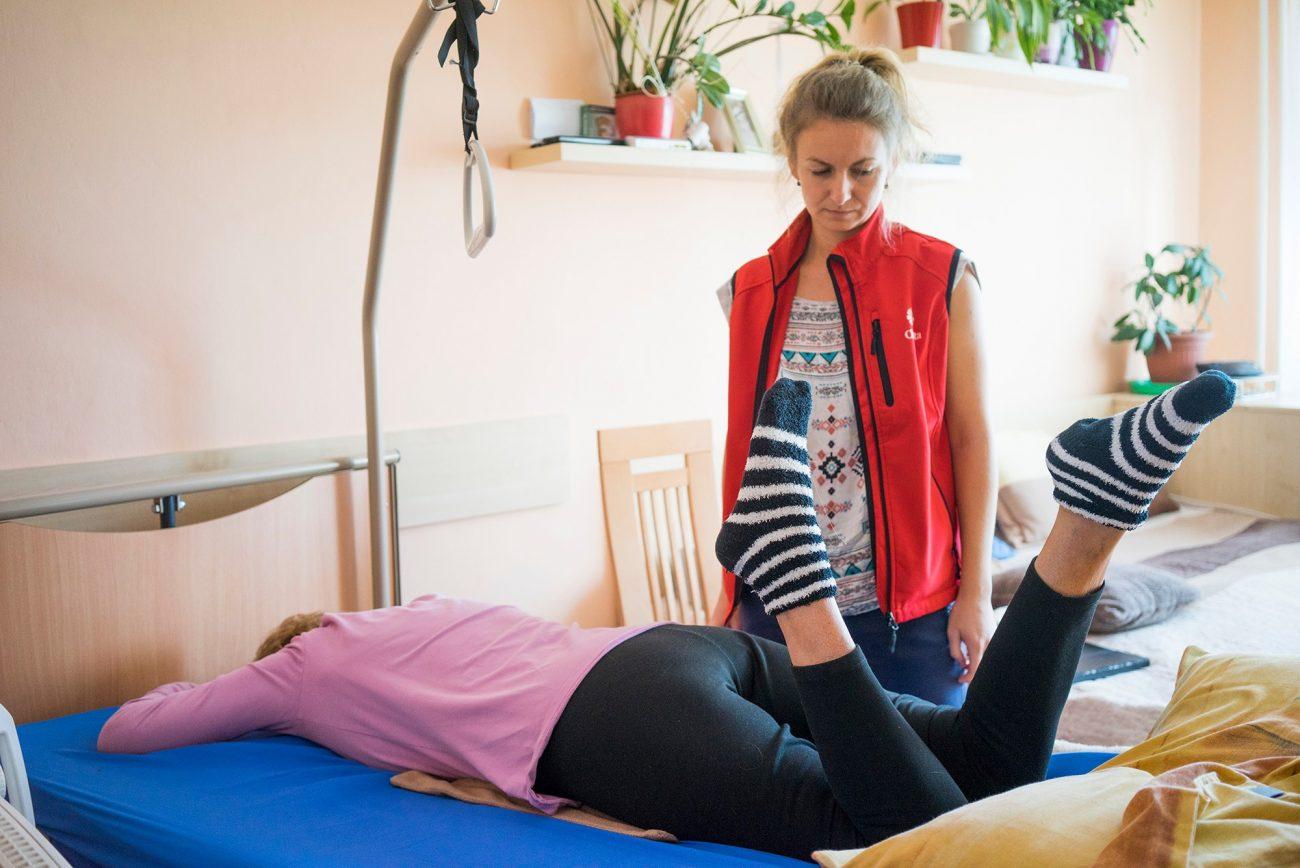 Fyzioterapeuta neoklamete