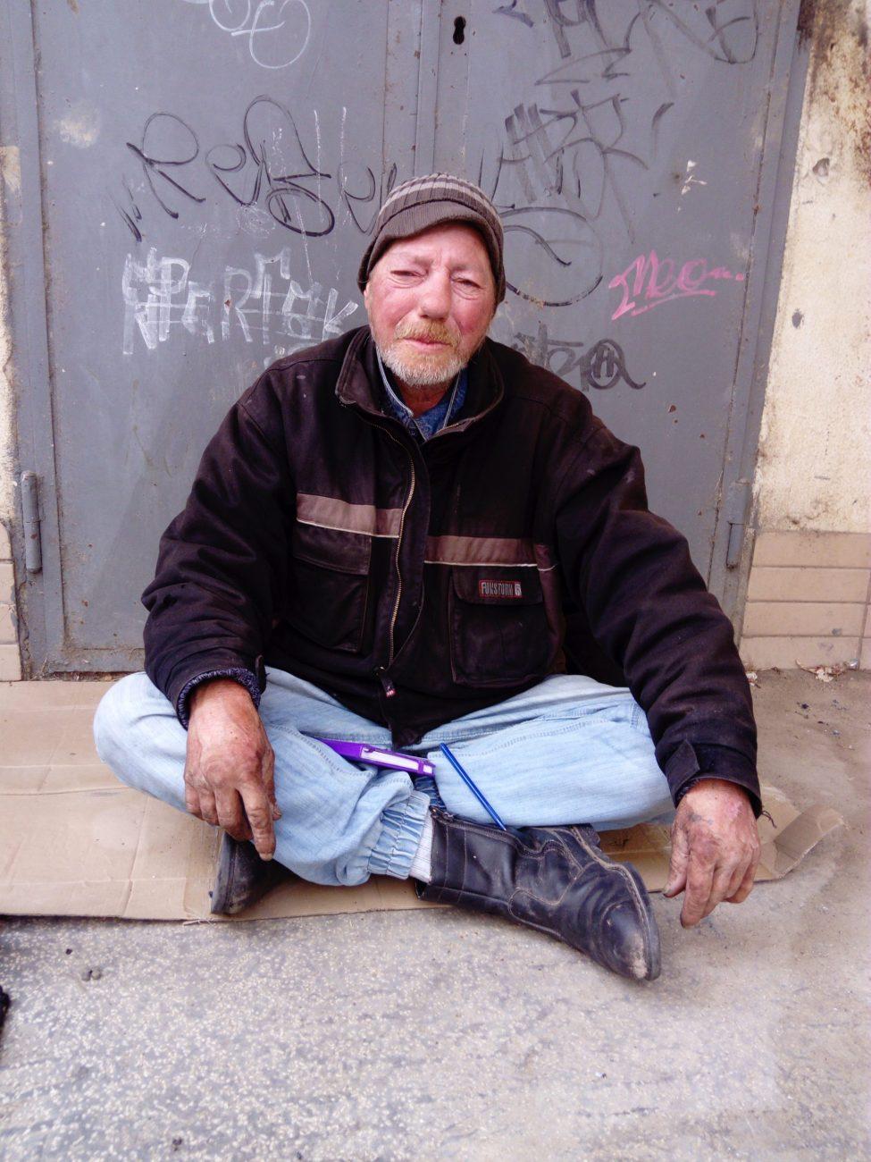 Cudzinci na ulici