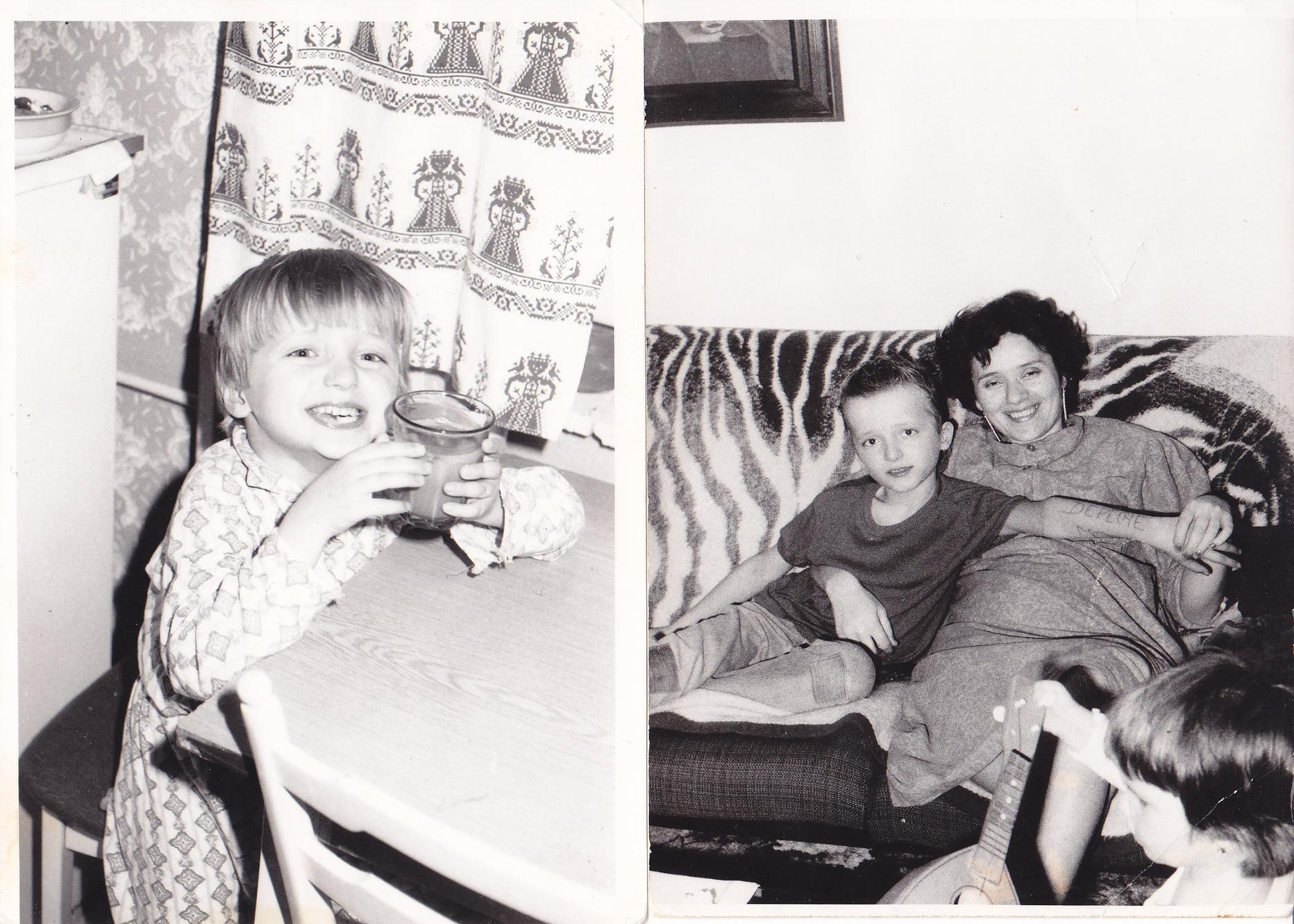 Foto z detstva