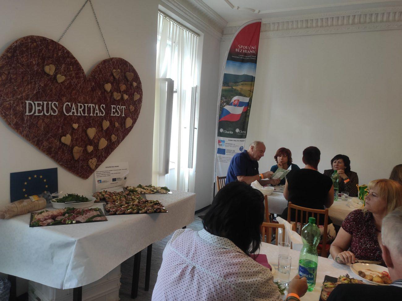 Jesenná Trnava– kultúrno-spoločenské podujatie projektu Společně bez hranic